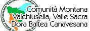 Comunità montana Val Chiusella, Valle Sacra e Dora Baltea Canavesana